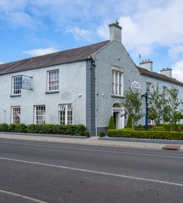 Brownes on the Green Restaurant Tyrrellspass County Westmeath