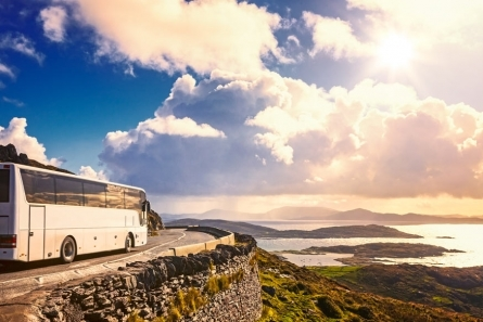 Brownes on the Green Bus Tours across Ireland