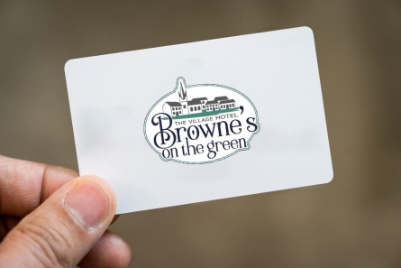 Brownes on the Green Gift Card